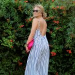 Messy Bun and a Maxi Dress
