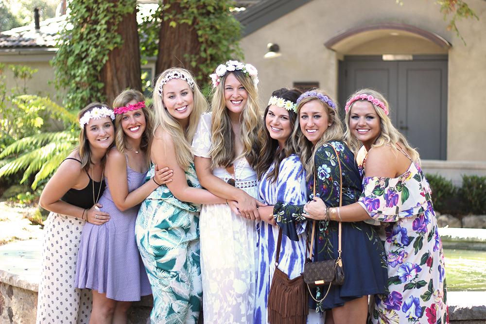 San Francisco Bachelorette Party