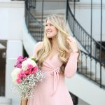 Perfect Pink Dress on Valentine's Day