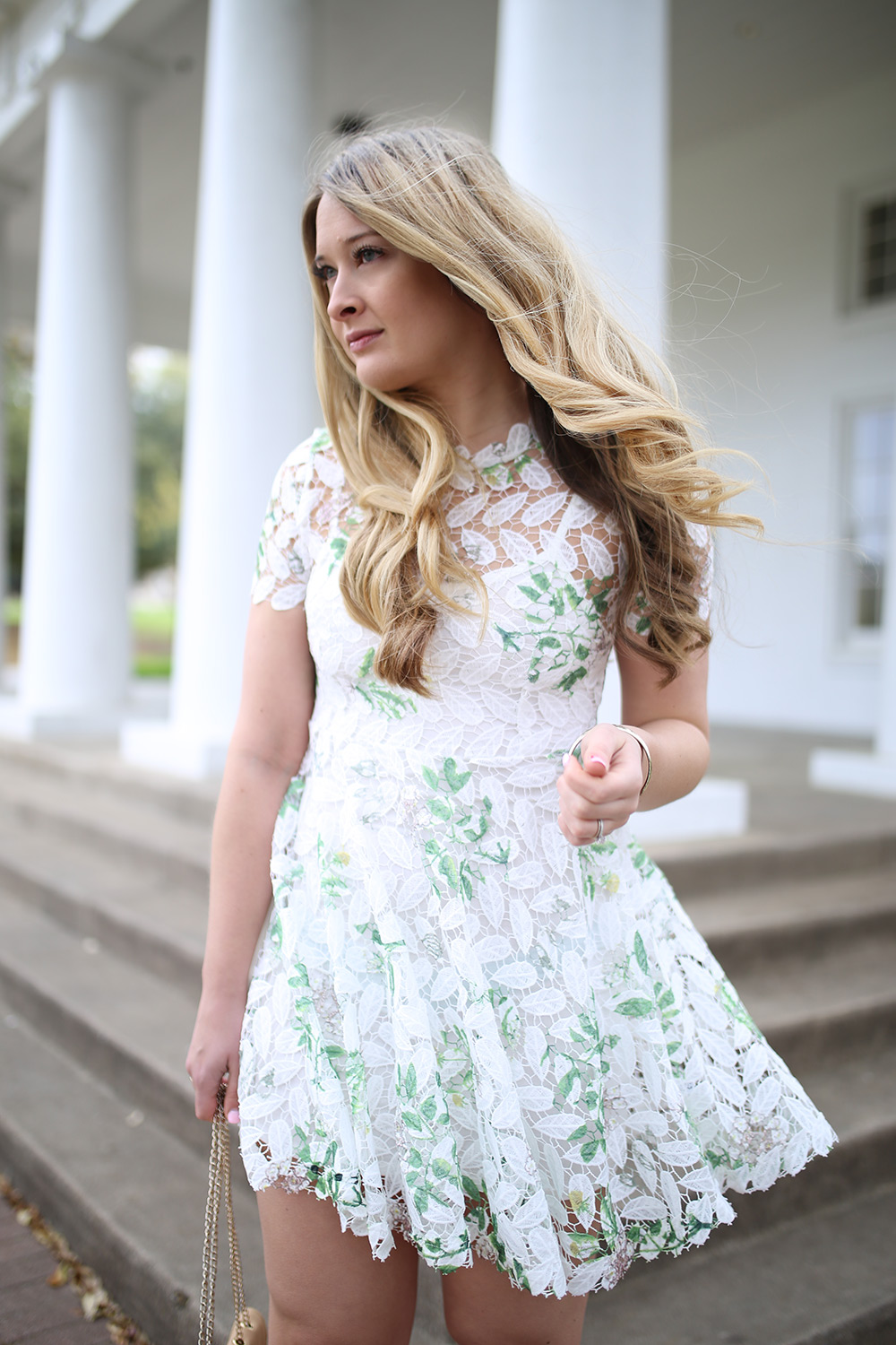 Dallas-fashion-blogger-Cameron-Proffitt-wears-dress-with-white-lace-overlay----chicwish-white-lace-dress----affordable-spring-outfit-4