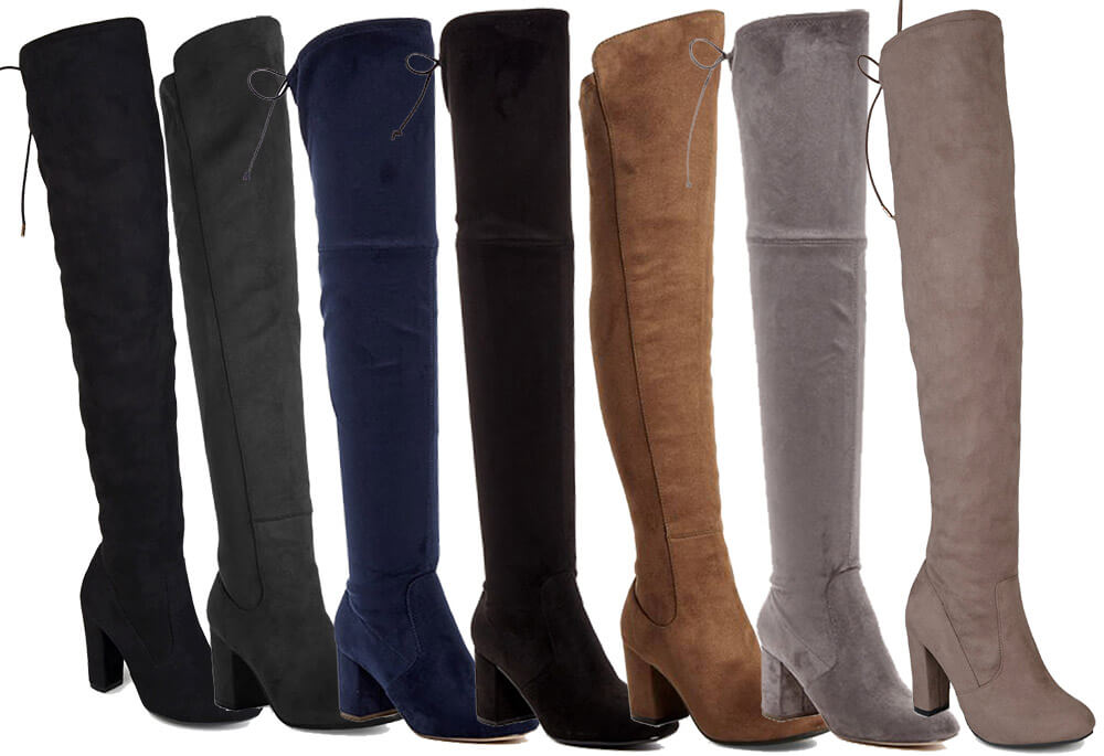 Affordable over the knee boots for less than $100. Over-the-knee boots from Nordstrom. Over-the-knee boots from Nordstrom Rack. Over-the-knee boots from Asos. Over-the-knee boots from Target.