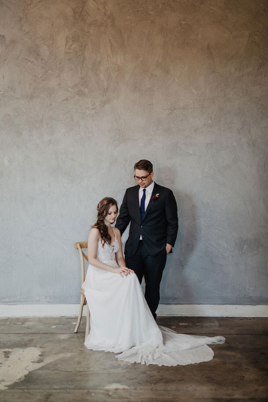 Prettiest wedding venues in Dallas - Brake & Clutch Warehouse in Deep Ellum neighborhood