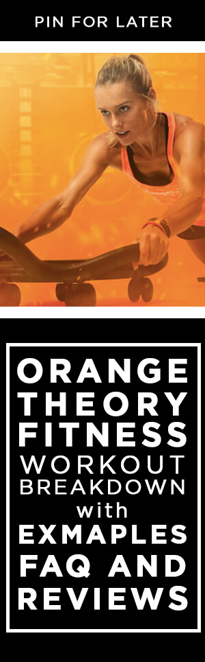 Orangetheory Workout Breakdown Examples and Review