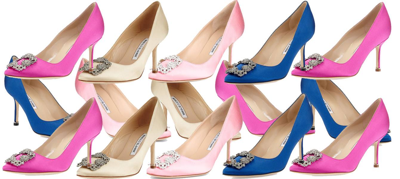 Comfortable wedding day shoes -- flats and low heels for your wedding day -- wedding day heels