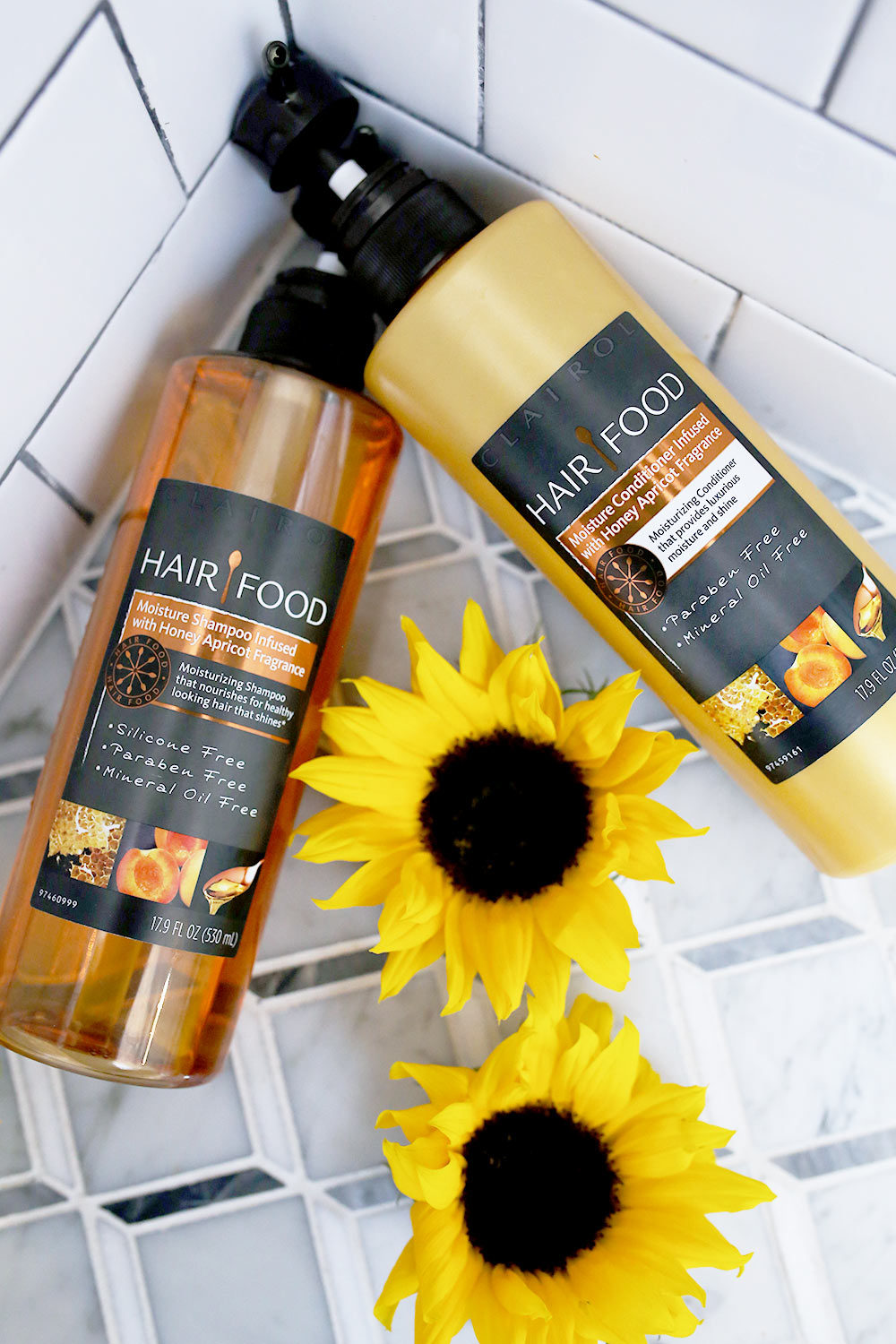 Shampoo and Conditioner for Dry Hair   Hair Food Moisture Collection