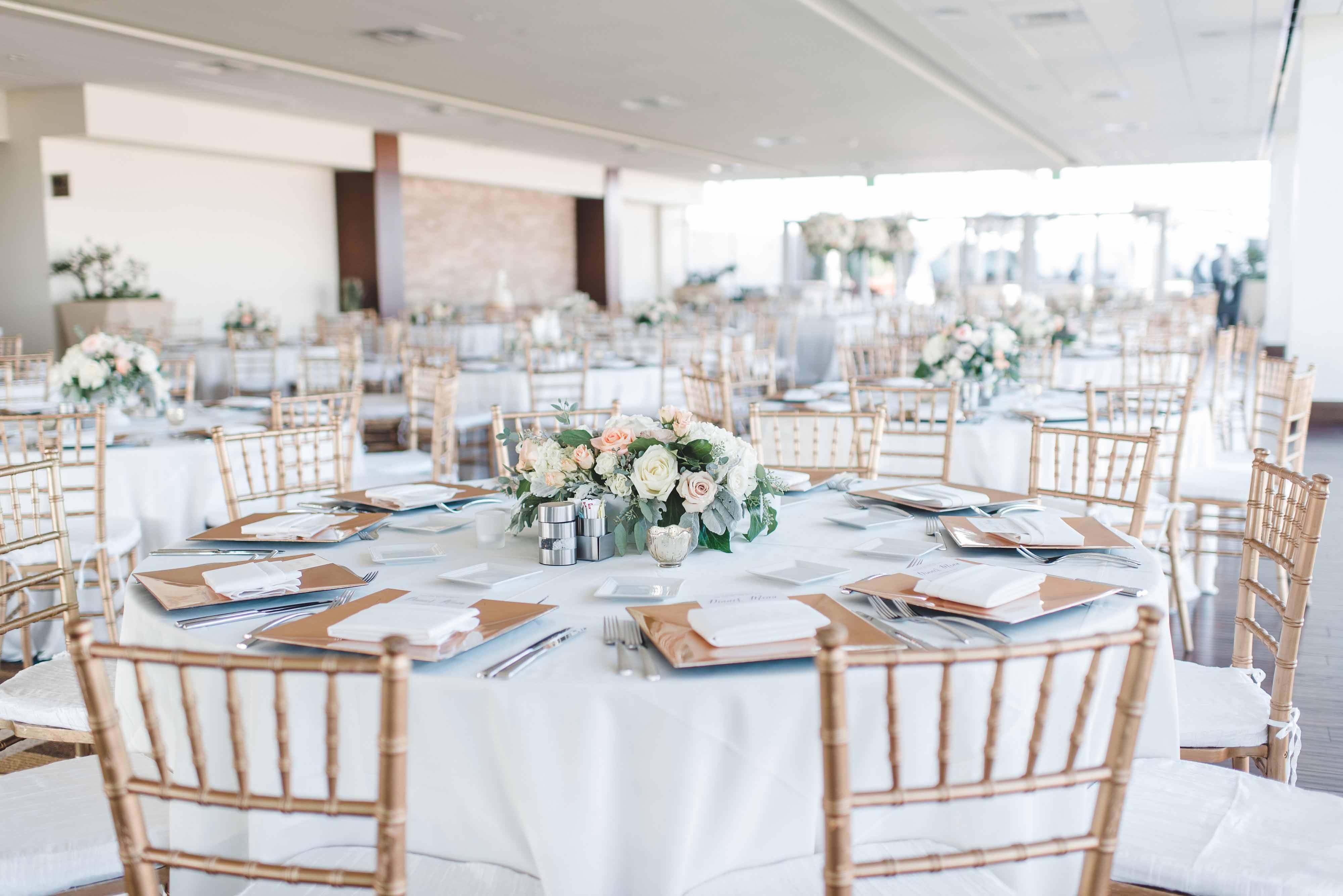 Renaissance Dallas Hotel Wedding Rooftop Ceremony