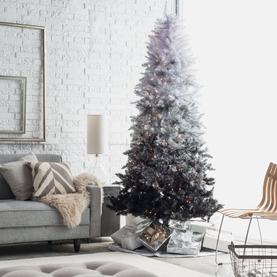 4 Ombr 233 Christmas Trees To Light Up Your Holiday