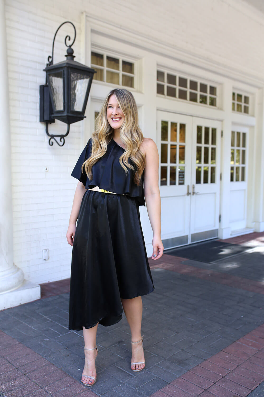 What To Wear To A Black Tie Optional Wedding In Winter