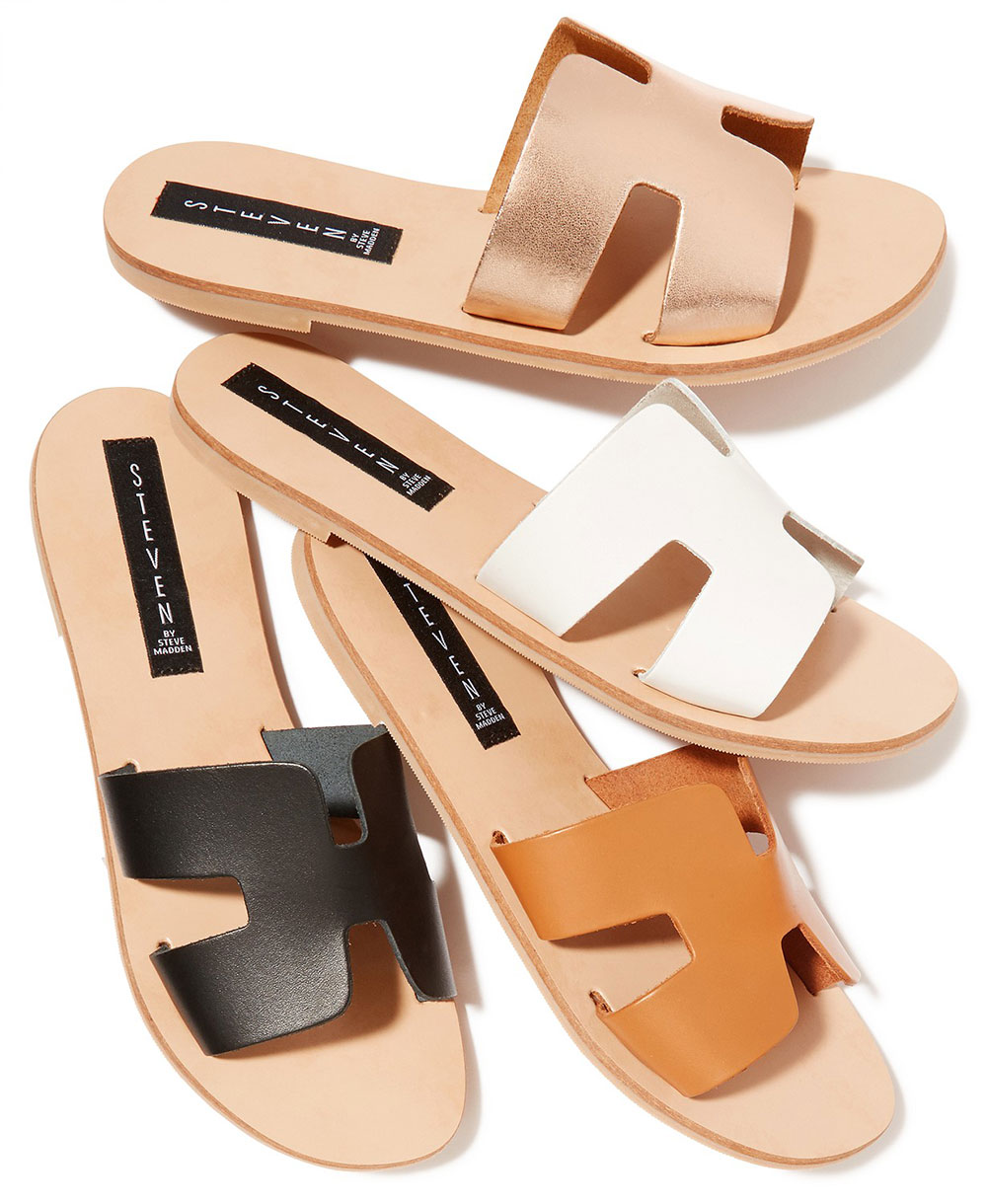 61e843e304b0 Hermès Sandals Dupe - Oran Slides Replica - Where to buy Hermes sandals