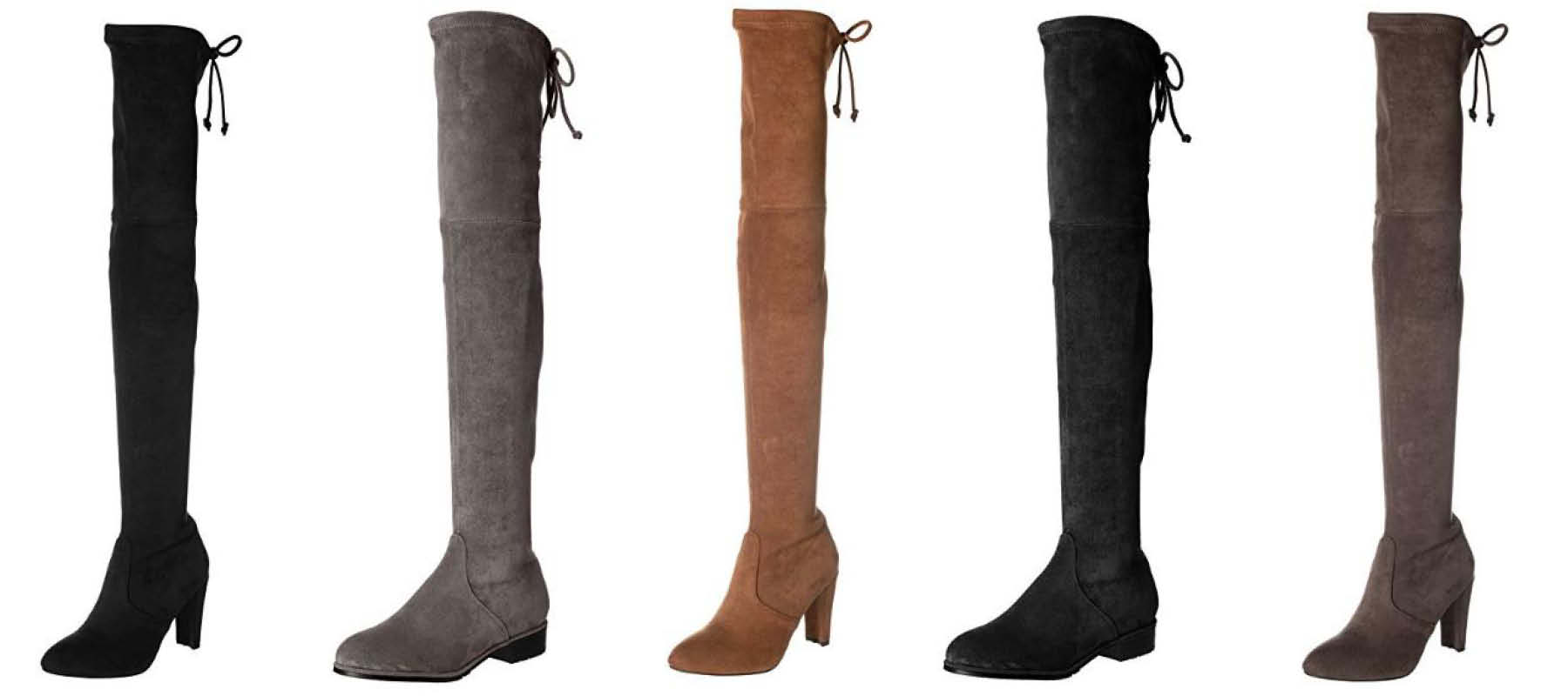 d6099730d Stuart Weitzman Lowland Boots Or Lookalike On The Hunt. Stuart Weitzman  Over The Knee Boot Dupes Kaitlyn Pan Target