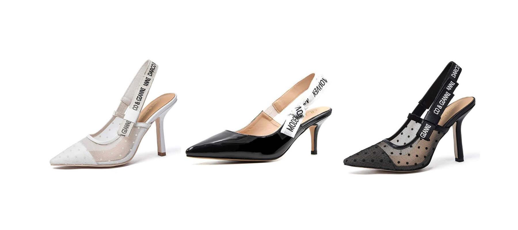 d792e4fad8f Ultimate Guide to Dior J'Adior Dupes | Dior Slingback Dupe for Less