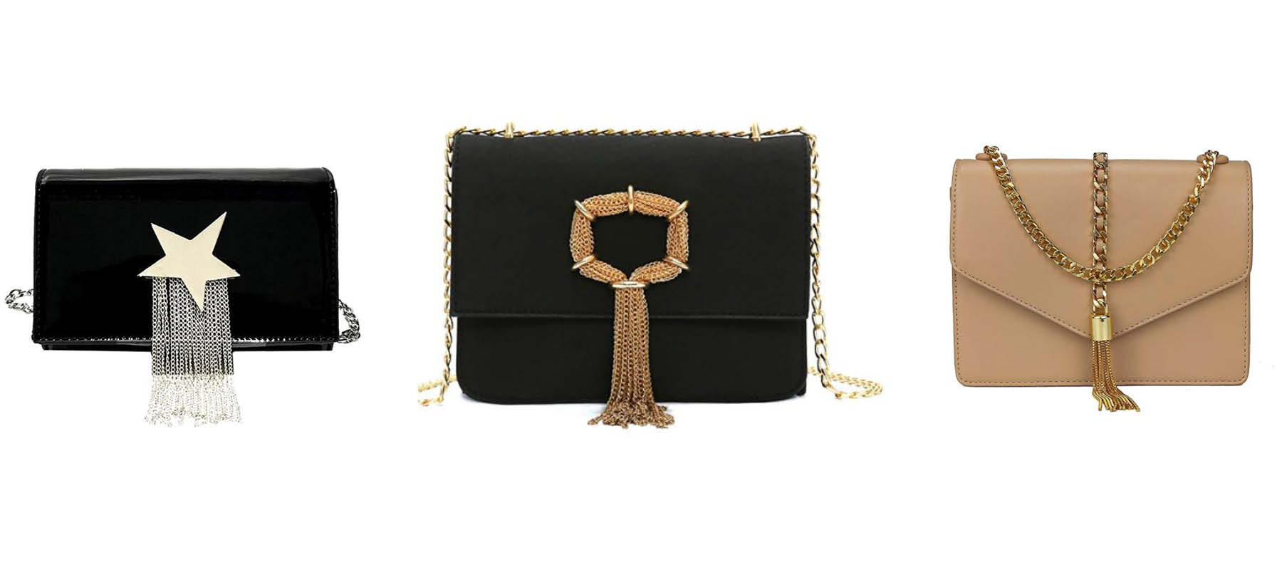 b3c51a4862 Where to Buy YSL Tassel Bag Dupes as Low as $18 | YSL Bag Replicas