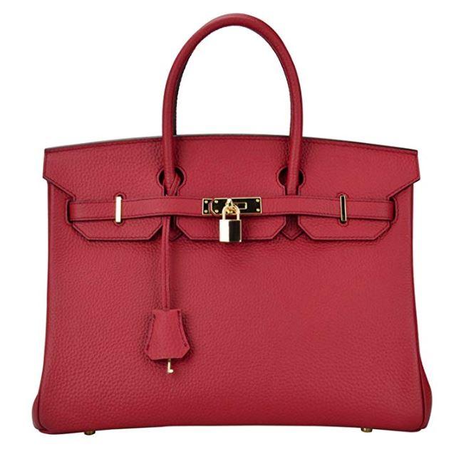 39cf42ae612 Hermès Birkin bag dupe Hermès Birkin bag dupe on Amazon. Hermès Birkin bag  dupe. Hermès Birkin bag dupe