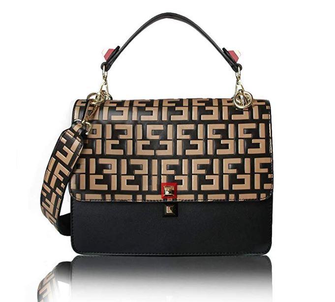 3d76027deadb Fendi bag dupes on Amazon. Fendi Kan I Small dupes. Fendi bag replicas.